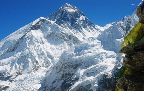 Everest (Nepal Side)