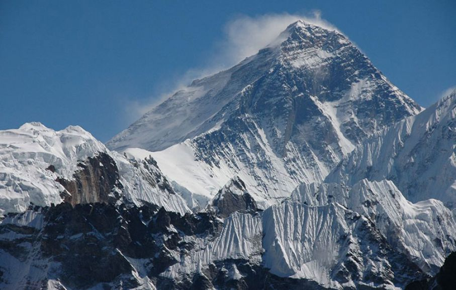 Everest (Tibet Side)